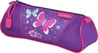 Ученически несесер - Purple Butterfly -