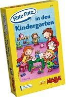 В детската градина - Детска образователна игра -