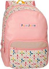 Ученическа раница - Pepe Jeans: Tina - чанта