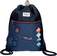 Спортна торба - Pepe Jeans: Paul - несесер