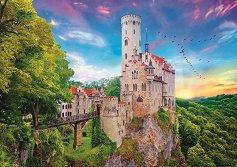 Замъкът Лихтенщайн - пъзел