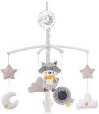 Музикална въртележка - Dreamy - Играчка за бебешко креватче -