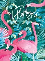 """Фламинго - От колекцията """"Fantastic Animals"""" -"""