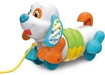 """Кученце - Чарли - Играчка за дърпане от серията """"Baby"""" - играчка"""