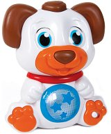 """Емоционално кученче - Интерактивна бебешка играчка със звуков ефект от серията """"Baby"""" - играчка"""