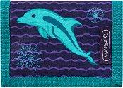 Детско портмоне - Dolphin -