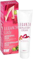 Leganza Lady Depilatory Cream - крем