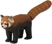 """Червена панда - Фигурка с подвижна опашка от серията """"Ania"""" -"""