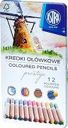 Цветни моливи от кедрово дърво - Prestige