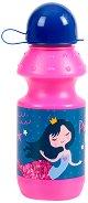 Детска бутилка - Русалка 330 ml -