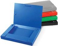 Кутия за документи с ластик