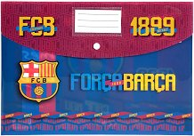 Папка с копче - ФК Барселона - Формат A4