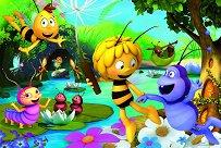 Пчеличката Мая и приятели - пъзел