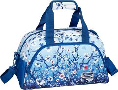 Пътнически сак - Eastwick: Floral Blue -