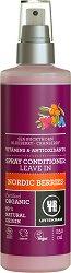 """Urtekram Nordic Berries Spray Conditioner - Възстановяващ био спрей балсам без отмиване от серията """"Nordic Berries"""" -"""