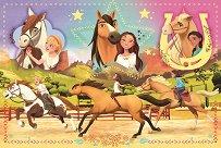 Три приятелки на езда -