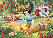 Снежанка - Любовна мечта - пъзел