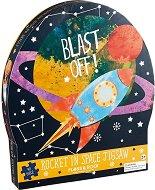 Космическа ракета -