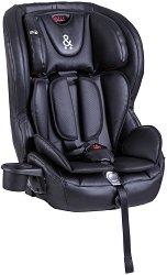 """Детско столче за кола - Columbus V2 - За """"Isofix"""" система и деца от 9 до 36 kg - столче за кола"""