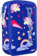Несесер с ученически пособия - Jumper: Unicorns - несесер