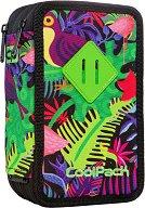 Несесер с ученически пособия - Jumper: Jungle - раница