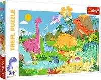 Динозавърски свят -