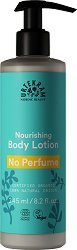 """Urtekram No Perfume Nourishing Body Lotion - Подхранващ био лосион за тяло без аромат от серията """"No Perfume"""" - лосион"""