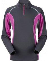 Дамска термо-блуза с цип - Vapour Active