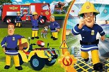 Смелият пожарникар Сам  -