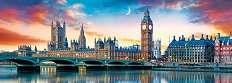 Биг Бен, Лондон - Панорама -