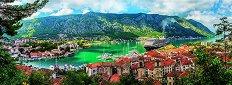 Котор, Черна Гора - Панорама -