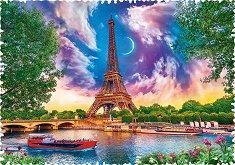 """Небе над Париж - От серията """"Crazy Shapes"""" - пъзел"""