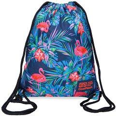 Спортна торба - Solo: Pink Flamingo -