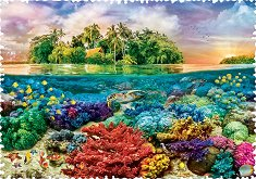 """Тропически остров - От серията """"Crazy Shapes"""" -"""