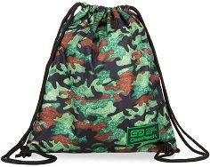 Спортна торба - Sprint Line: Camo Fusion Green - несесер