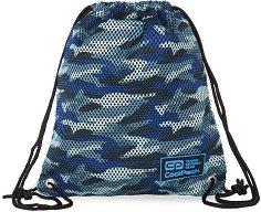 Спортна торба - Sprint Line: Camo Mesh Grey - продукт