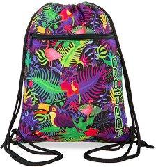 Спортна торба - Vert: Jungle - творчески комплект