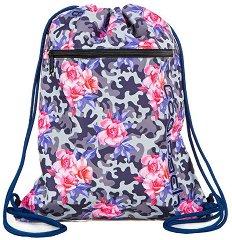 Спортна торба - Vert: Camo Roses - продукт