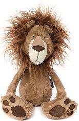 """Лъв - Brave Hair Lion - Плюшена играчка от серията """"Beasts"""" -"""