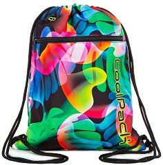 Спортна торба - Vert: Rainbow Leaves - детски аксесоар