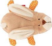 """Зайче - Мека бебешка играчка от серията """"Red Stars"""" -"""