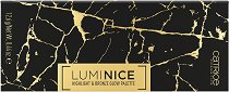 Catrice Luminice Highlight & Bronze Glow Palette - Палитра с хайлайтъри и бронзант за лице -