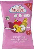 FruchtBar - Био снакс със сладък картоф, ябълка и кокос - Опаковка от 30 g за бебета над 12 месеца -