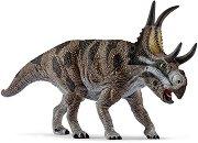 """Динозавър - Диаблоцератопс - Фигура от серията """"Праисторически животни"""" -"""