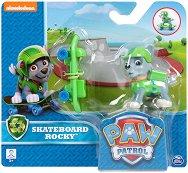 """Роки със скейтборд - Комплект за игра от серията """"Пес патрул"""" -"""