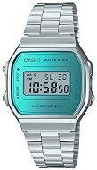 """Часовник Casio Collection - A168WEM-2EF - От серията """"Casio Collection"""""""