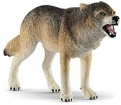 """Вълк - Фигура от серията """"Животни от дивия свят"""" - фигура"""
