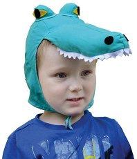 Шапка - Крокодил -