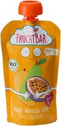 Fruchtbar - Био пюре с круши, манго и маракуя - Опаковка от 120 g за бебета над 6 месеца - пюре