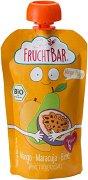 Fruchtbar - Био пюре с круши, манго и маракуя -
